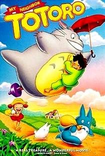 Meu Amigo Totoro - Poster / Capa / Cartaz - Oficial 26