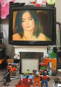 Björk MTV Unplugged / Live - Poster / Capa / Cartaz - Oficial 1