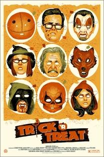 Contos do Dia das Bruxas - Poster / Capa / Cartaz - Oficial 6