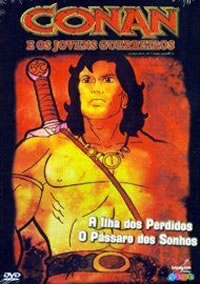 Conan e os Jovens Guerreiros - Poster / Capa / Cartaz - Oficial 2
