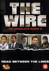 The Wire (5ª Temporada) - Poster / Capa / Cartaz - Oficial 2