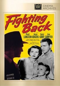 Fighting Back - Poster / Capa / Cartaz - Oficial 2