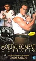 Mortal Kombat - O Desafio - Poster / Capa / Cartaz - Oficial 1