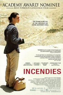Incêndios - Poster / Capa / Cartaz - Oficial 6