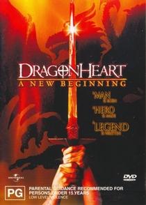 Coração de Dragão – Um Novo Começo - Poster / Capa / Cartaz - Oficial 4