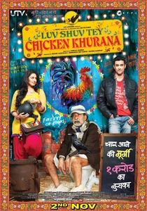 Luv Shuv Tey Chicken Khurana - Poster / Capa / Cartaz - Oficial 1