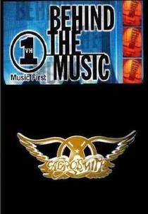 Behind The Music - Aerosmith - Poster / Capa / Cartaz - Oficial 1