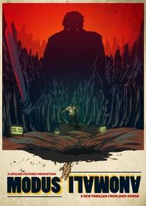 Modus Anomali - Poster / Capa / Cartaz - Oficial 2