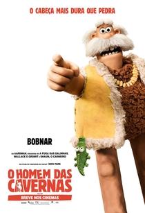 O Homem das Cavernas - Poster / Capa / Cartaz - Oficial 43