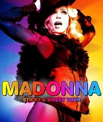 Madonna: Sticky & Sweet Tour - Poster / Capa / Cartaz - Oficial 5