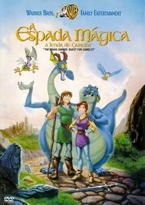A Espada Mágica - A Lenda de Camelot - Poster / Capa / Cartaz - Oficial 2