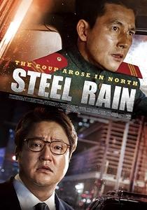 Steel Rain - Poster / Capa / Cartaz - Oficial 4