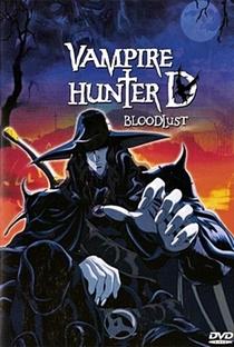 Vampire Hunter D: Bloodlust - Poster / Capa / Cartaz - Oficial 2