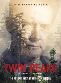 Twin Peaks (3ª Temporada) - Poster / Capa / Cartaz - Oficial 4