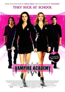 Academia de Vampiros: O Beijo das Sombras - Poster / Capa / Cartaz - Oficial 8