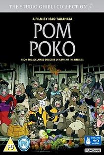 PomPoko: A Grande Batalha dos Guaxinins - Poster / Capa / Cartaz - Oficial 5