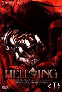 Hellsing Ultimate - Poster / Capa / Cartaz - Oficial 7