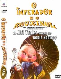 O Imperador e o Rouxinol - Poster / Capa / Cartaz - Oficial 1