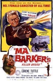 Ma Baker - Pistoleira Sanguinária - Poster / Capa / Cartaz - Oficial 1