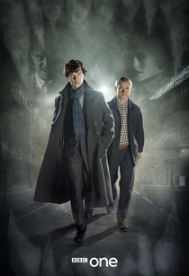 Sherlock (2ª Temporada) - Poster / Capa / Cartaz - Oficial 2