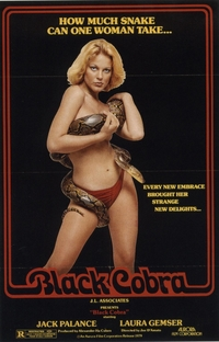 Black Cobra - Poster / Capa / Cartaz - Oficial 2