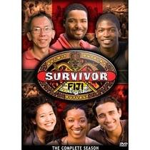 Survivor: Fiji (14ª temporada) - Poster / Capa / Cartaz - Oficial 1