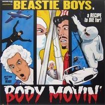Body Movin - Poster / Capa / Cartaz - Oficial 2