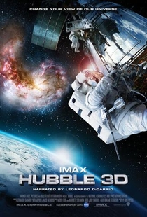 Hubble 3D - Poster / Capa / Cartaz - Oficial 1
