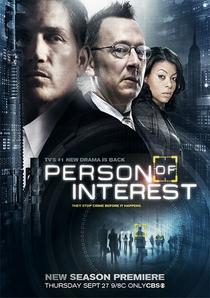 Pessoa de Interesse (2ª Temporada) - Poster / Capa / Cartaz - Oficial 1