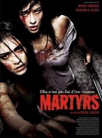 Mártires - Poster / Capa / Cartaz - Oficial 5