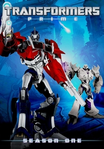 Transformers Prime: 1ª Temporada - Poster / Capa / Cartaz - Oficial 1
