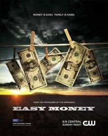 Easy Money (1ª Temporada) - Poster / Capa / Cartaz - Oficial 1