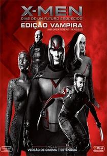 X-Men: Dias de um Futuro Esquecido – Edição Vampira - Poster / Capa / Cartaz - Oficial 2