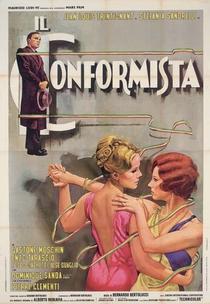 O Conformista - Poster / Capa / Cartaz - Oficial 4