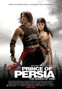 Príncipe da Pérsia: As Areias do Tempo - Poster / Capa / Cartaz - Oficial 5