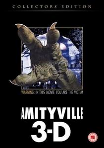 Amityville 3: O Demônio - Poster / Capa / Cartaz - Oficial 7