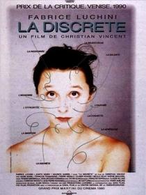 A Discreta Intimidade de uma Mulher - Poster / Capa / Cartaz - Oficial 1