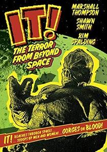 Ele! O Terror que Vem do Espaço - Poster / Capa / Cartaz - Oficial 6