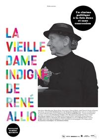 A Velha Dama Indigna - Poster / Capa / Cartaz - Oficial 3