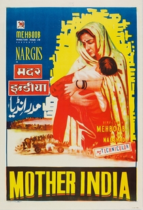 Mãe Índia - Poster / Capa / Cartaz - Oficial 2