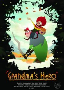 Herói da Vovó - Poster / Capa / Cartaz - Oficial 1