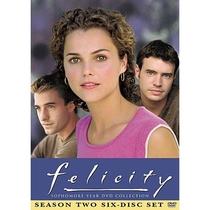 Felicity (2ª Temporada) - Poster / Capa / Cartaz - Oficial 1