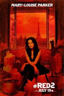 RED 2: Aposentados e Ainda Mais Perigosos  - Poster / Capa / Cartaz - Oficial 10