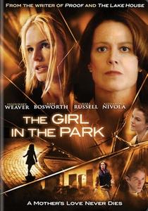 A Garota do Parque - Poster / Capa / Cartaz - Oficial 1