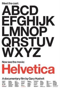 Helvetica - Poster / Capa / Cartaz - Oficial 1