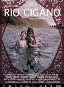 Rio Cigano - Poster / Capa / Cartaz - Oficial 1