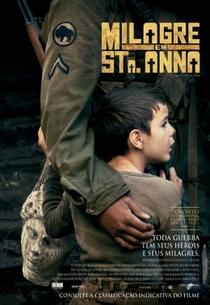 Milagre em St. Anna - Poster / Capa / Cartaz - Oficial 2