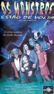 Os Monstros Estão de Volta  - Poster / Capa / Cartaz - Oficial 2