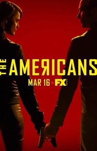 The Americans (4ª Temporada) - Poster / Capa / Cartaz - Oficial 4