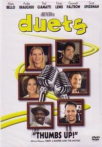 Duets: Vem Cantar Comigo - Poster / Capa / Cartaz - Oficial 2